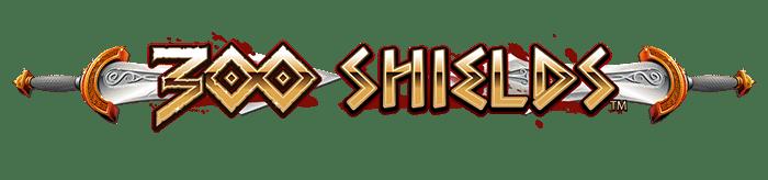 logo della Slot machine 300 shields