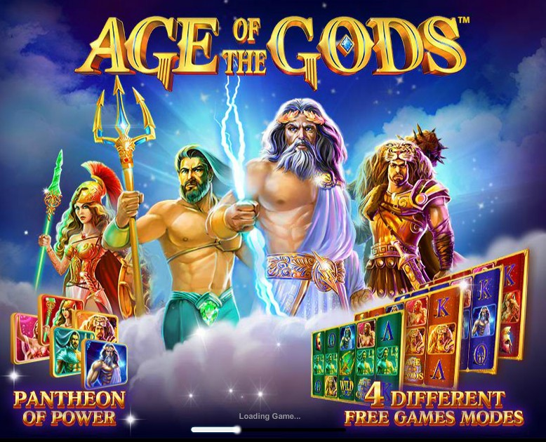 slot machine Age of the Gods