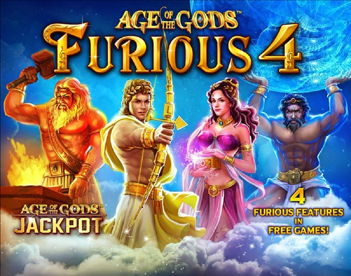 Age of Gods: Furious Four