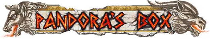il logo di pandora box
