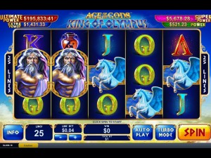 slot king of olympus